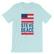 Load image into Gallery viewer, Steve Deace Stacked Logo T-Shirt