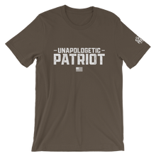 Load image into Gallery viewer, Unapologetic Patriot T-Shirt