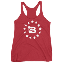 Load image into Gallery viewer, Blaze Media Betsy Ross Women's Tank