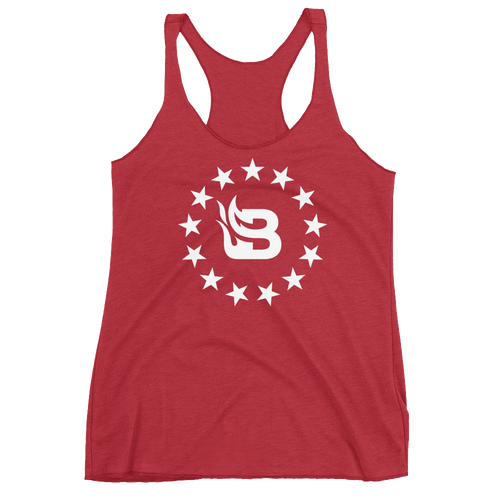 Blaze Media Betsy Ross Women's Tank