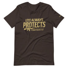 Load image into Gallery viewer, Love Always Protects T-Shirt
