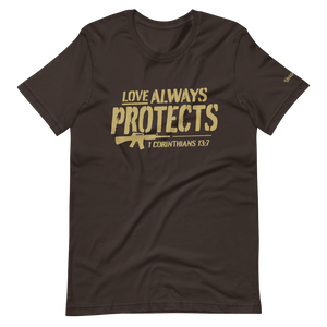 Love Always Protects T-Shirt