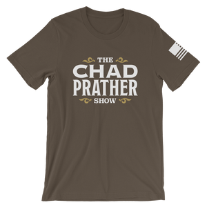 The Chad Prather Show Logo T-Shirt