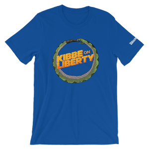 Kibbe On Liberty Logo T-Shirt