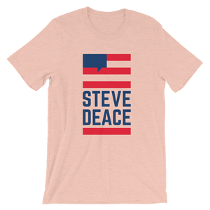 Steve Deace Stacked Logo T-Shirt