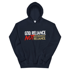 God > Government Hoodie