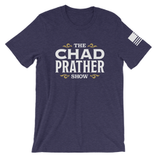 Load image into Gallery viewer, The Chad Prather Show Logo T-Shirt