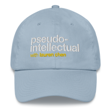 Load image into Gallery viewer, Pseudo-Intellectual Dad Hat