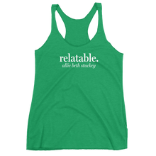 Load image into Gallery viewer, Relatable Logo Women's Tank