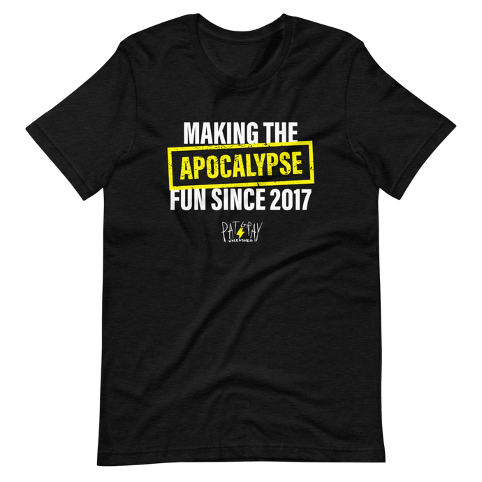 Apocalypse Pat Gray Unleashed T-Shirt