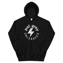 Load image into Gallery viewer, Pat Gray Unleashed Logo Hoodie