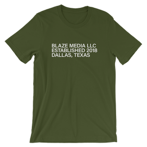 Blaze Media LLC Printed T-Shirt