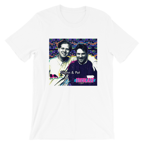 Throwback Glenn & Pat T-Shirt