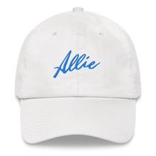 Load image into Gallery viewer, Allie Script Dad Hat