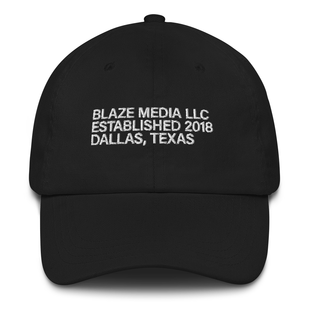 Blaze Media LLC Dad Hat