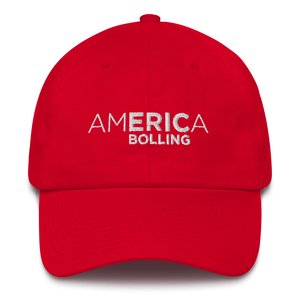 America with Eric Bolling Logo Dad Hat