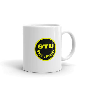 Stu Does Coffee Mug