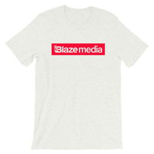 Load image into Gallery viewer, Blaze Media Block Logo T-shirt