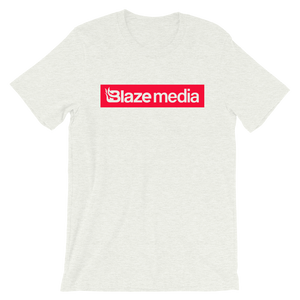 Blaze Media Block Logo T-shirt