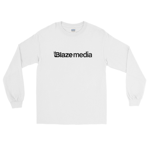 Blaze Media Basic Logo Long Sleeve T-Shirt
