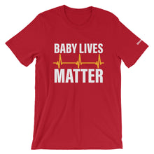 Load image into Gallery viewer, Baby Lives Matter T-Shirt