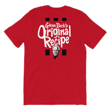 Load image into Gallery viewer, Colonel Glenn's Original Recipe Red T-Shirt