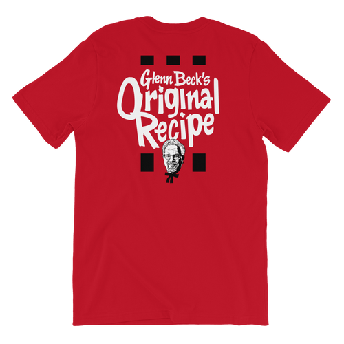 Colonel Glenn's Original Recipe Red T-Shirt