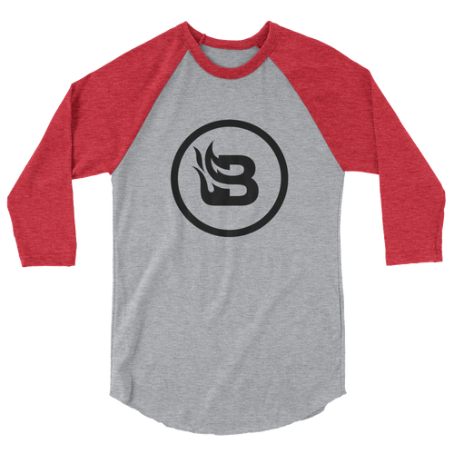 Blaze Media Icon Raglan Shirt