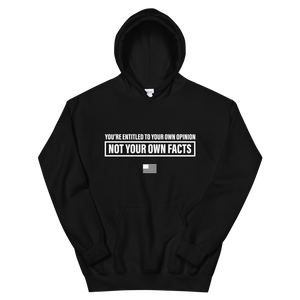 Facts > Opinions Hoodie