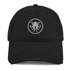 Glenn Beck Hydra Distressed Dad Hat