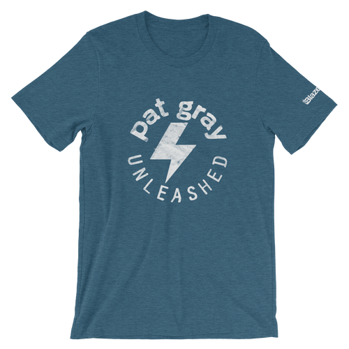 Pat Gray Unleashed Logo T-Shirt