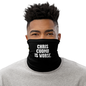 Chris Cuomo is Worse Neck Gaiter