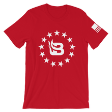 Load image into Gallery viewer, Blaze Media Betsy Ross T-Shirt