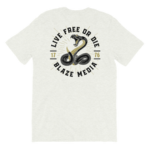 Load image into Gallery viewer, Live Free or Die T-Shirt