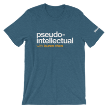 Load image into Gallery viewer, Pseudo-Intellectual Logo T-Shirt