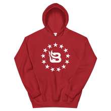Load image into Gallery viewer, Blaze Media Betsy Ross Hoodie
