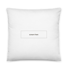 Load image into Gallery viewer, #Outrage Pillow