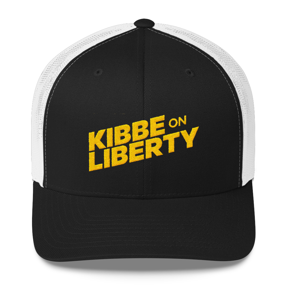 Kibbe On Liberty Trucker Hat