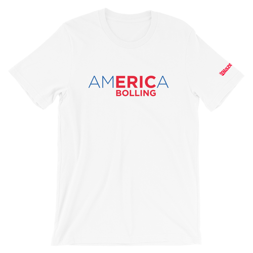 America with Eric Bolling Logo T-Shirt
