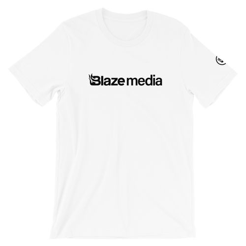 Blaze Media Basic Logo T-Shirt