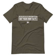 Load image into Gallery viewer, Facts > Opinions T-Shirt