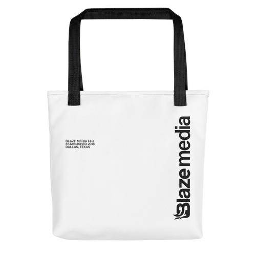 Blaze Media LLC Tote Bag