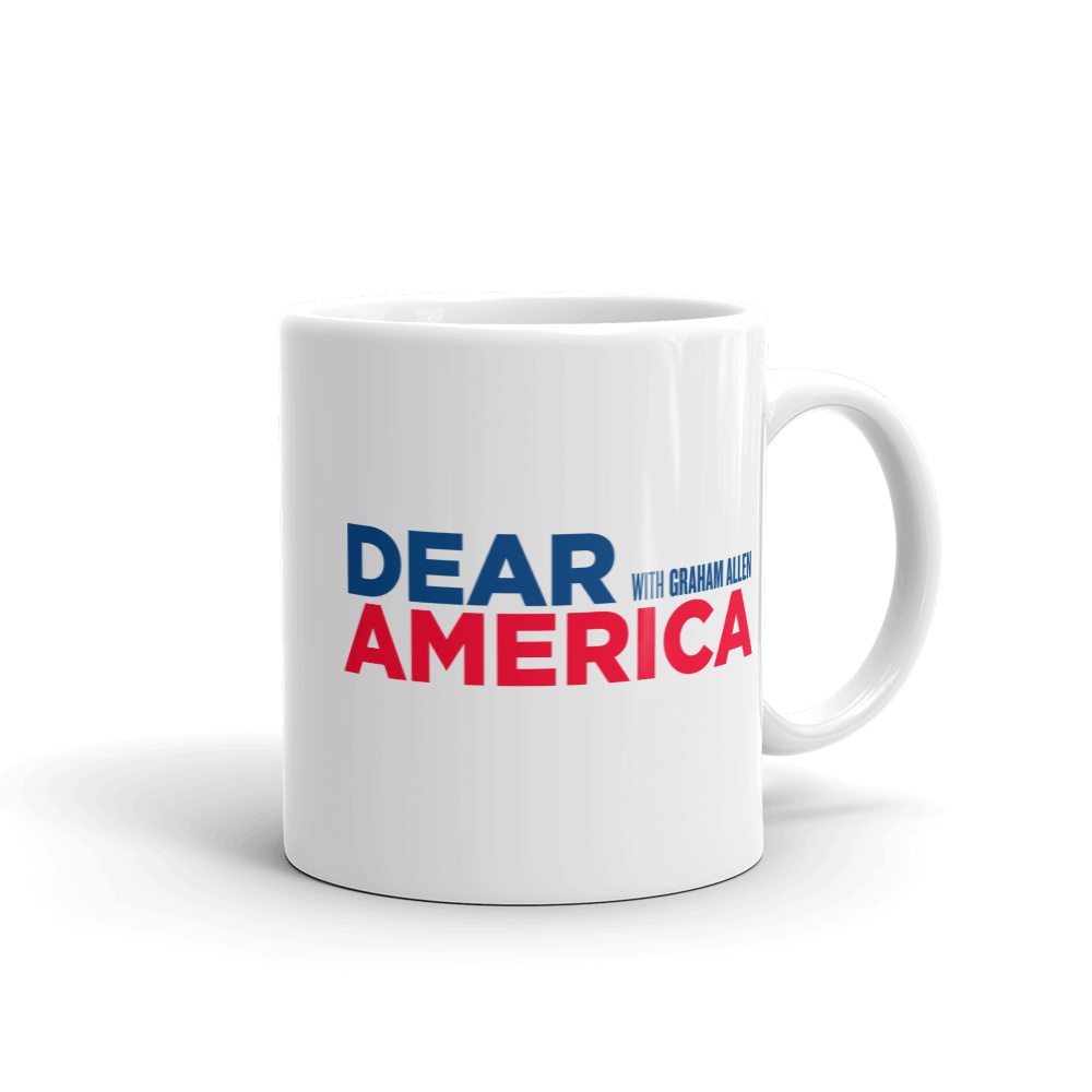 Dear America with Graham Allen Mug