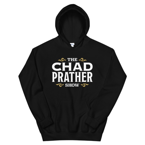 The Chad Prather Show Logo Hoodie
