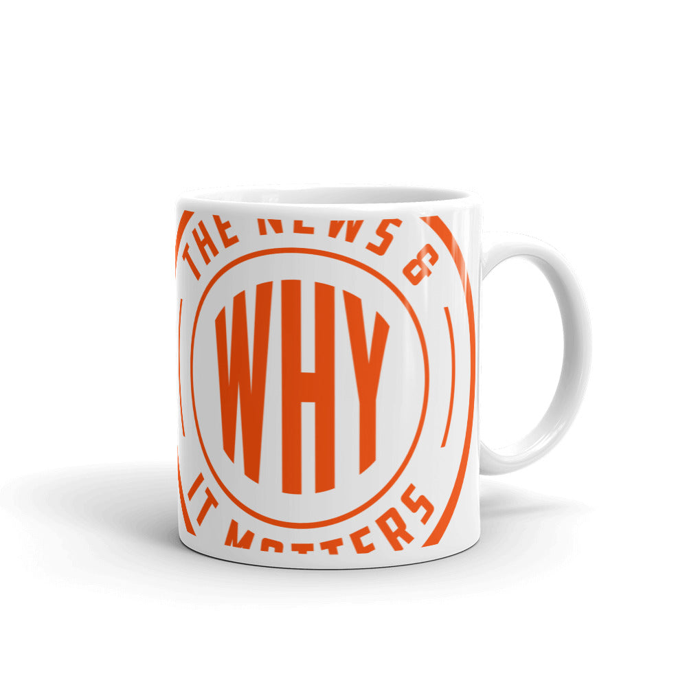 The News & Why It Matters Mug
