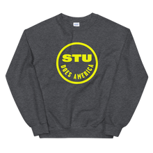 Load image into Gallery viewer, Stu Does America Logo Crewneck Sweatshirt