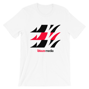 Blaze Media Waves  T-Shirt