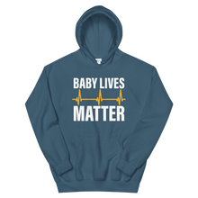 Load image into Gallery viewer, Baby Lives Matter Hoodie
