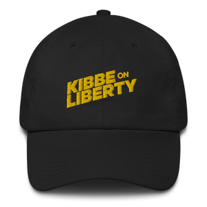 Kibbe On Liberty Logo Dad Hat