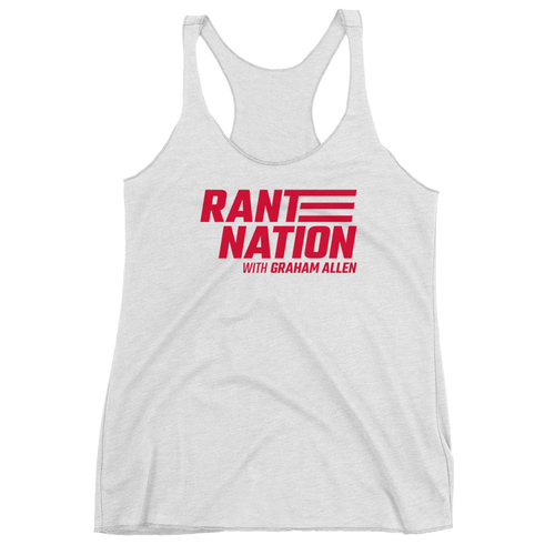 Rant Nation Logo Women's Tank